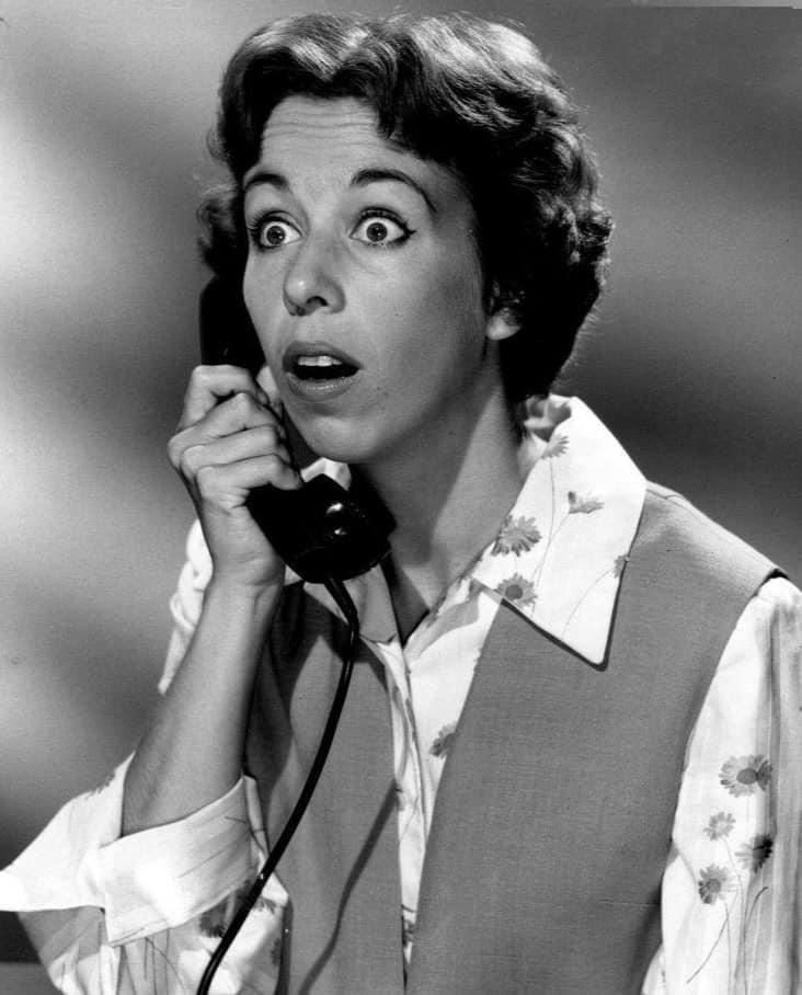 Carol Burnett 1958 - Romeo & Julius am 11.12.2020: Eine Überraschung