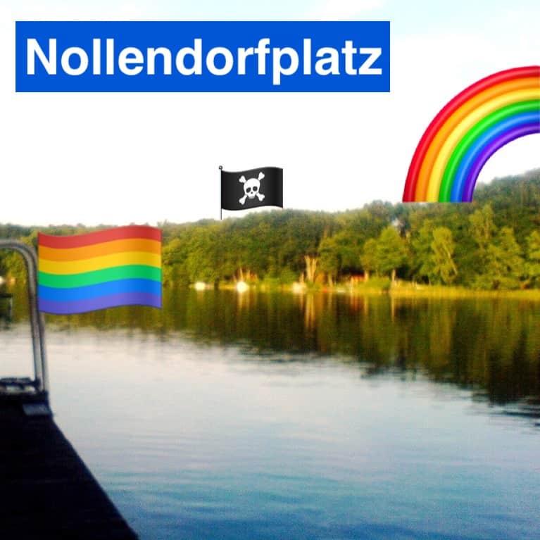 DSC00451 1 - Romeo & Julius am Freitag, 24.7.: CSD-Pride-History-Geschichtstour durch den 🌈-Kiez