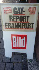 derweil in Frankfurt