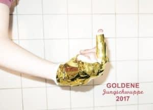 Flyer front 300x216 - Samstag, 14.7.: Die Goldene Jungschwuppe 2017