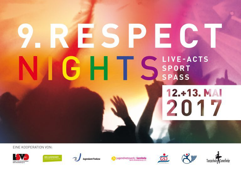 IMAGE 2017 05 11 220448 - Romeo & Julius am 12. Mai 2017: Respect Night bei Lambda