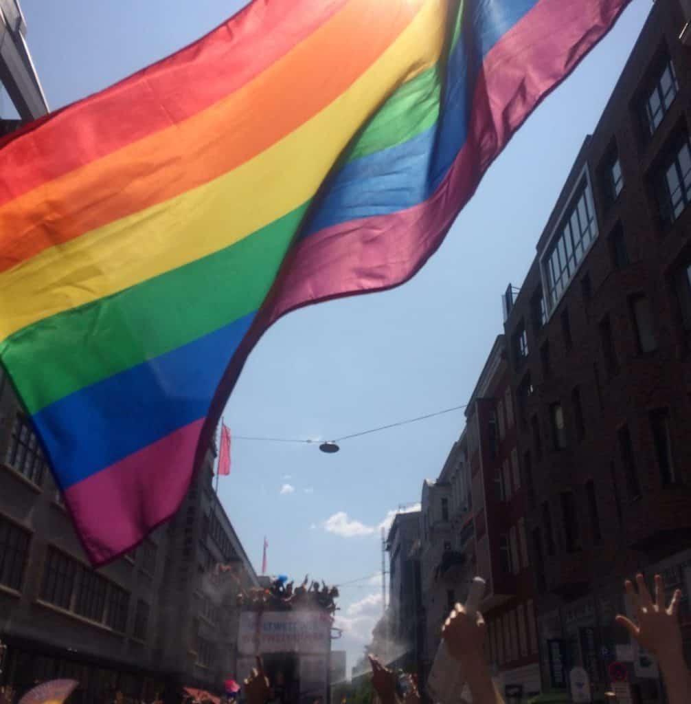 IMG 4633 1006x1024 - Pride - CSD - Berlin! 24.7.2021