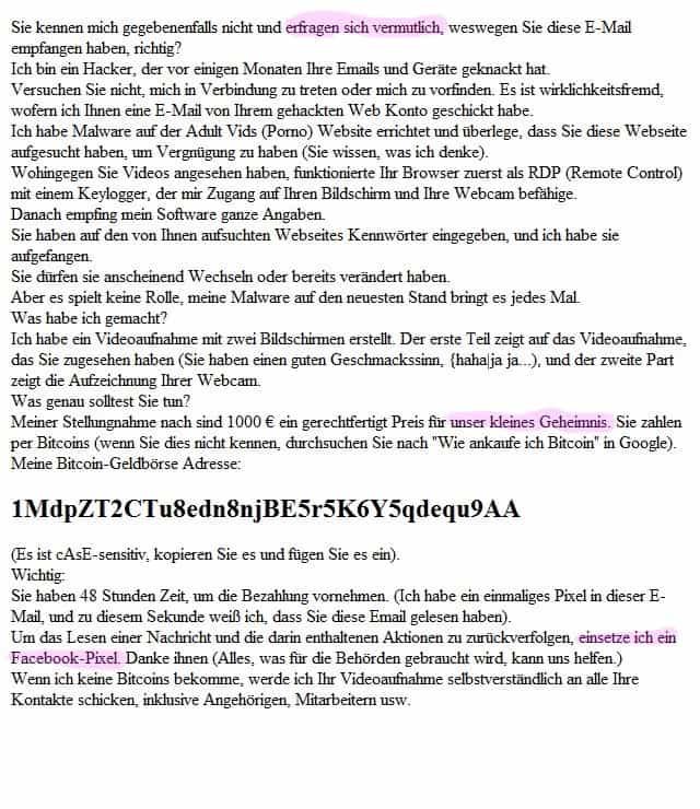 Mail Anhang 1 - Jungschwuppen Mittwochsclub am 17. April: Berlin ist Mord an mein Immunsystem*