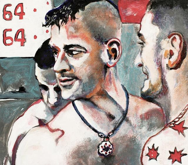 gay streetart - Jungschwuppen Mittwochsclub am 24.10.: grindr-Romeo-tinder Profile Pimp Up pt1