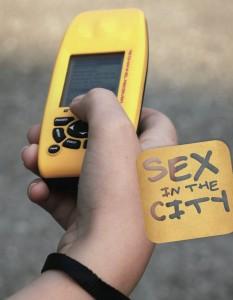 geocaching flyer bild 233x300 - Sex in the City: Geocaching mit dem Jugendbereich von Mann-O-Meter