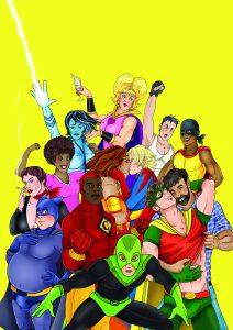 superqueeros 212x300 - Jungschwuppen Mittwochsclub am 20.04.2016: Die schwulen Comic-Helden mit Timmy