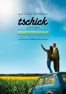 """tschick kinoplakat 212x300 - Jungschwuppen Mittwochsclub am 21.09.16: Na alles """"Tschick""""?"""